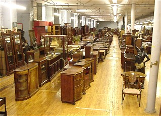 Good The Antique Furniture Warehouse, Visits By Appointment Only, Bolton BL3 3AQ