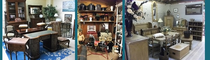 Barn Antiques Centre - Home